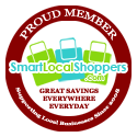 Support Local Businesses! Shop Local Stores!