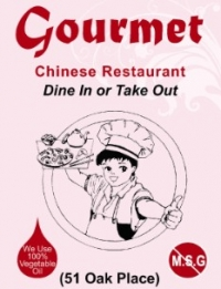 Gourmet Chinese Restaurant
